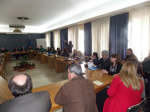 """Kοινωνική σύμπραξη"" στον δήμο Αγρινίου"