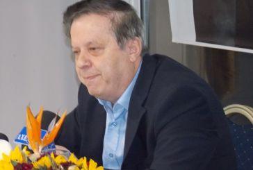 Στο εκλογικό του γραφείο αύριο ο Β. Αντωνόπουλος