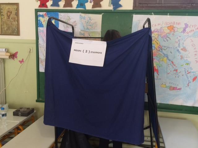 Χωρίς ιδιαίτερα προβλήματα αλλά με απουσίες στις εφορευτικές η εκλογική διαδικασία