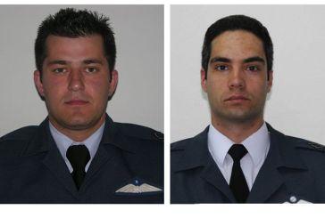 Ισπανία: Ποιοι είναι οι δύο Έλληνες πιλότοι που σκοτώθηκαν από τη συντριβή του F-16