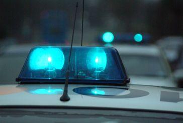 Συλλήψεις στην Ιόνια Οδό για κλοπές στην Άρτα