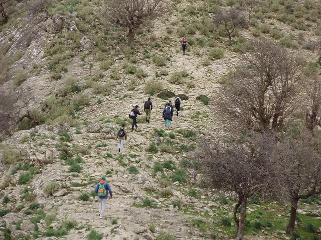 Ανάβαση στο Όρος Θύαμον (Πεταλά)
