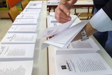 Αναλυτικά τα αποτελέσματα σε όλες τις κοινότητες του δήμου Θέρμου
