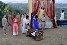 Ενημέρωση για τη σκηνοθεσία του μαθητικού φεστιβάλ αρχαίου θεάτρου Μακύνειας