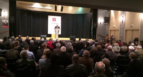 """Η προεκλογική εκδήλωση του """"Κινήματος"""" στο Αγρίνιο  (video)"""