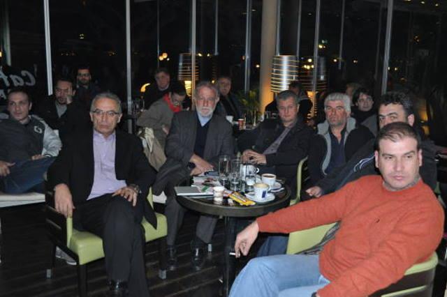 """Συνάντηση του """"Κινήματος Δημοκρατών Σοσιαλιστών"""" στη Ναύπακτο"""