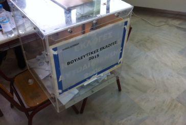 Η τελική σταυροδοσία των υποψήφιων βουλευτών