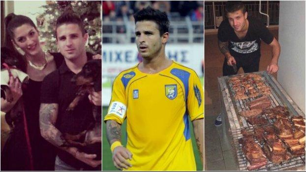 Νίκολας Μαρτίνες στο gazzetta.gr: Μπάλα, BBQ και… Σαντορίνη!