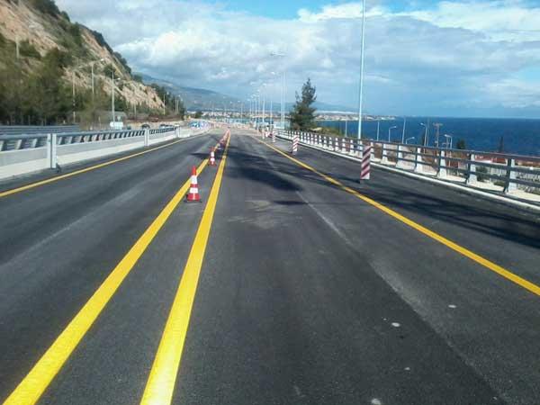 Ολυμπία Οδός: Ολοκληρώθηκε τμήμα 9 χλμ. της Κορίνθου – Πατρών