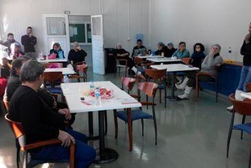 Περιοδείες του Νίκου Μωραΐτη σε εταιρείες ιχθυοκαλλιέργειας