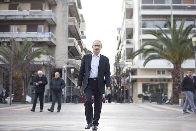 Ο Σάκης Τορουνίδης για την υποψηφιότητά του με το Κίνημα Δημοκρατών Σοσιαλιστών