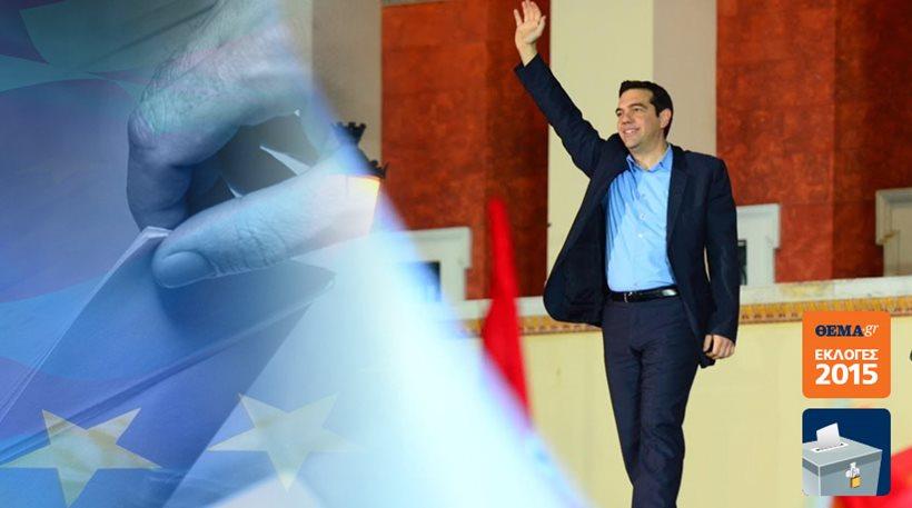 Τσίπρας: Παρελθόν η Τρόικα – Ούτε υποταγή ούτε ρήξη