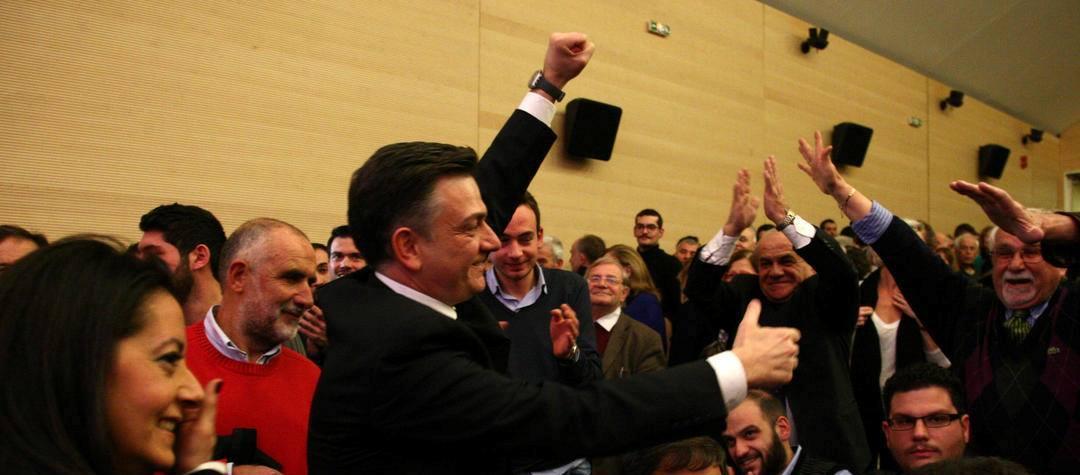 Ανακοίνωσε την υποψηφιότητα στη Β' Αθηνών ο Θάνος Μωραΐτης