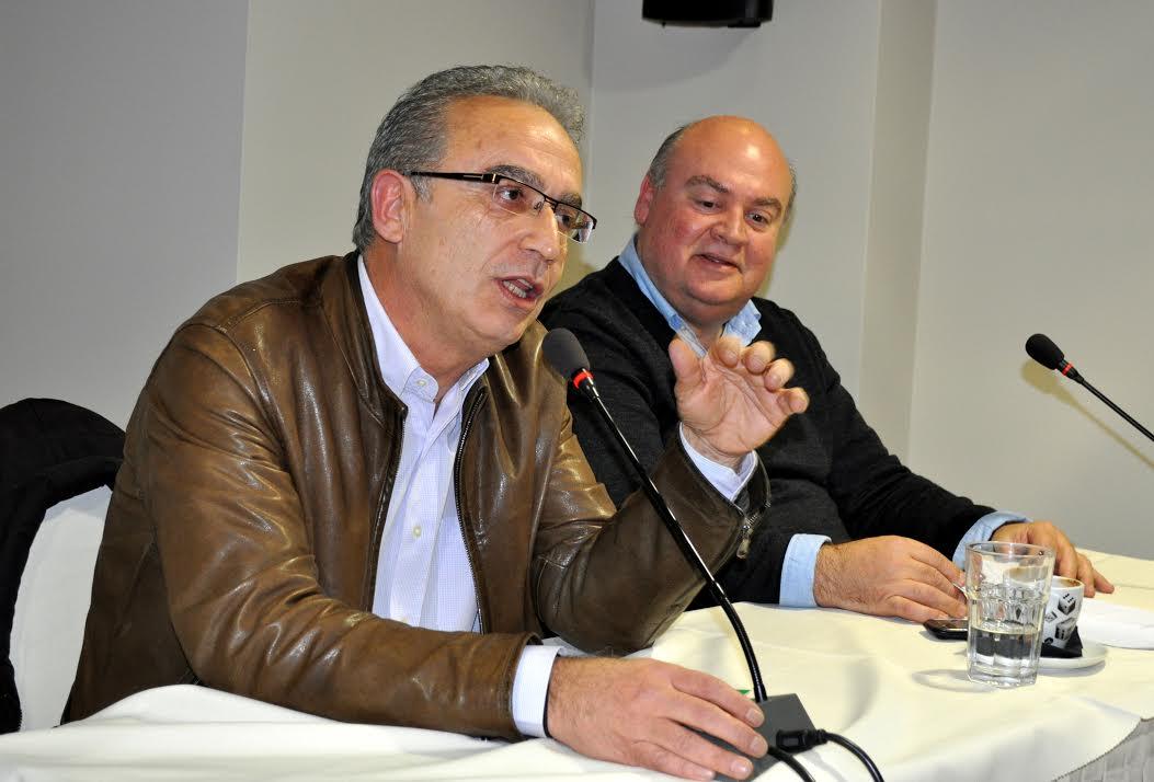 Θανάσης Τορουνίδης: Πάμε όλοι μαζί για το Κίνημα