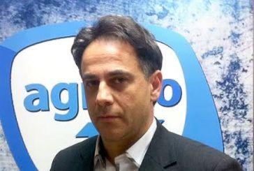 Ο υποψήφιος βουλευτής με το «Ποτάμι» Δημήτρης Παπαναστασόπουλος στο agriniotv