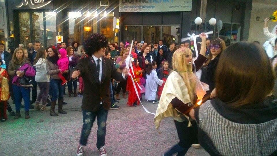 Αναβάλλονται όλες οι καρναβαλικές εκδηλώσεις του Δήμου Ακτίου – Βόνιτσας