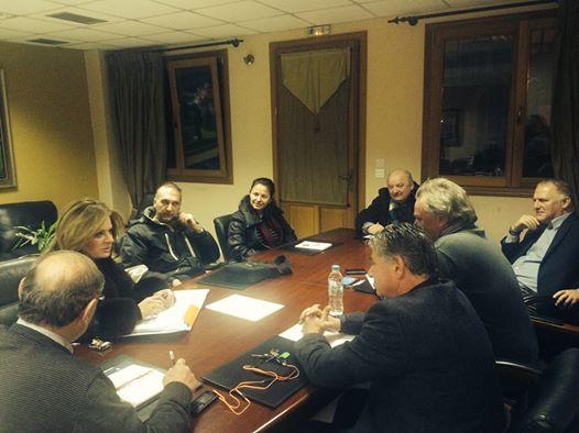Σύσκεψη  με το ΙΓΜΕ για την κατάσταση στη Ναυπακτία