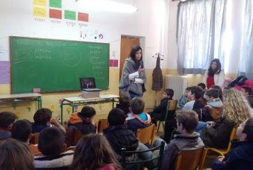 Εκδήλωση στο 2/θέσιο Δημοτικό Σχολείο Κομπωτής