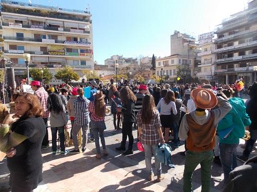To πρόγραμμα των αποκριάτικων εκδηλώσεων του δήμου Αγρινίου