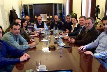 Στενός δίαυλος επικοινωνίας μεταξύ Περιφέρειας και Διαχειριστικής Ευρωπαϊκών Προγραμμάτων