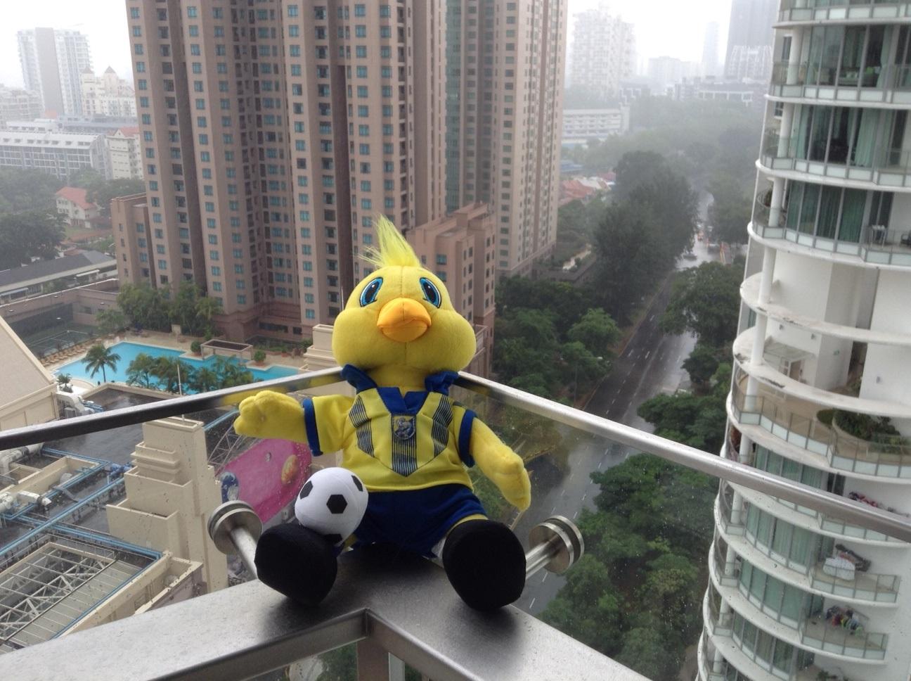 Στην κορυφή ο Πανέτος και στην… Σιγκαπούρη!