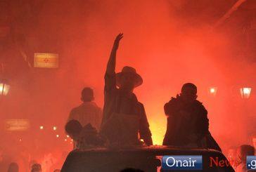 Δείτε την καρναβαλική παρέλαση στο Μεσολόγγι (video)