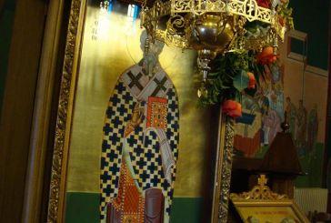 Με κάθε επισημότητα γιορτάστηκε στον Άγιο Βλάση ο Τοπικός Πολιούχος