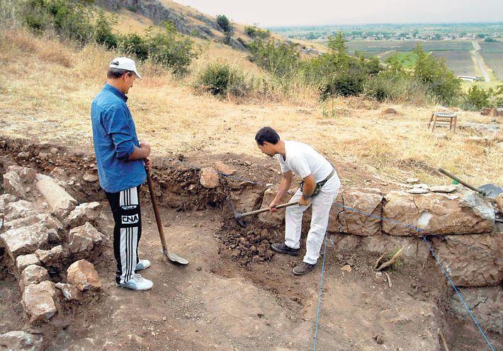 Ερώτηση ΚΚΕ για απλήρωτους εργαζομένους στα έργα που εκτελούνται από Εφορείες Αρχαιοτήτων