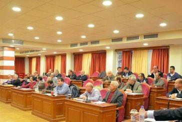 Συνεδριάζει εκτάκτως το Δημοτικό Συμβούλιο Μεσολογγίου