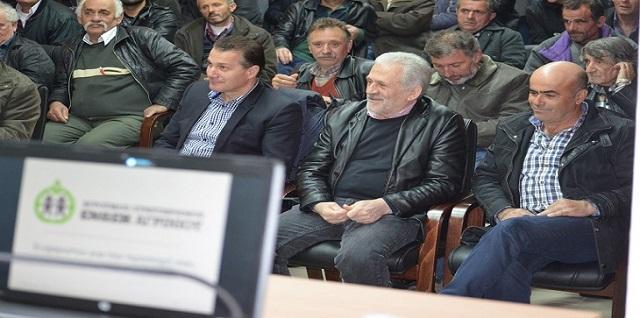 Μαζική η ανταπόκριση των παραγωγών στην ημερίδα της Ένωσης στο Χαλκιόπουλο