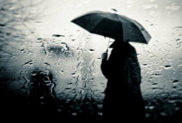 Ο καιρός μέχρι την Πέμπτη – βροχές και καταιγίδες στην Αιτωλοακαρνανία