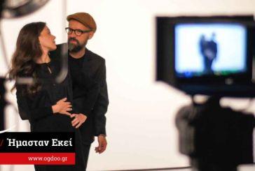 Τα γυρίσματα του videoclip των Shantel & Αρετής Κετιμέ