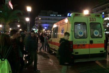 Δύο οι συλλήψεις για το χθεσινό επεισόδιο στην Πλατεία Δημοκρατίας