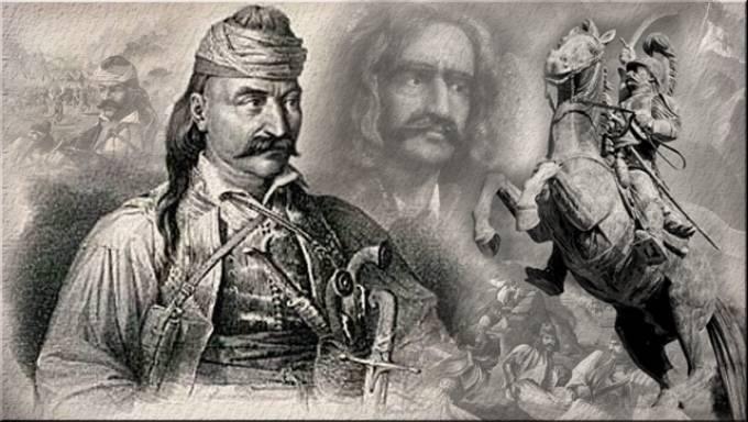 Εκδήλωση της Χρυσής Αυγής για τα 172 χρόνια από τον θάνατο του Θεόδωρου Κολοκοτρώνη