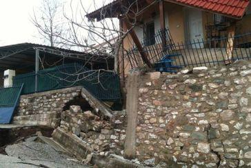 """190.000 ευρώ για τη μελέτη """"εξέτασης κατολισθητικών φαινομένων σε Κλεπά και Περίστα"""""""