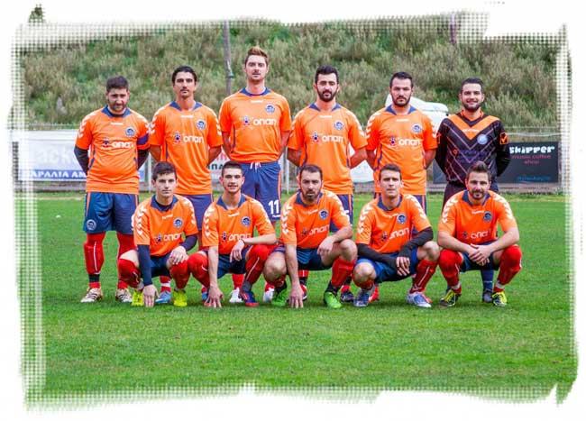 Απονομή Κυπέλλου στον Πρωταθλητή 2014 – 2015 Παναμβρακικό Μπούκας