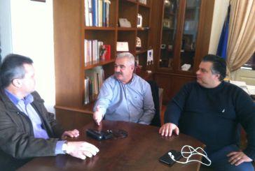 Καραπάνος- Γαλούνης  συναντήθηκαν για τα Λιμενικά Ταμεία