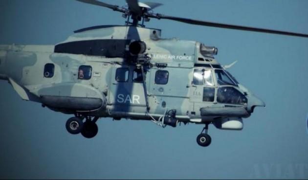 Με ελικόπτερο εκκένωση χωριού της ορεινής Ναυπακτίας