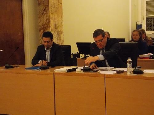 δημοτικό συμβούλιο 11