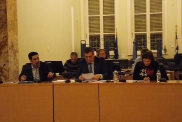 H ατζέντα του δημοτικού συμβουλίου Αγρινίου που συνεδριάζει την Δευτέρα
