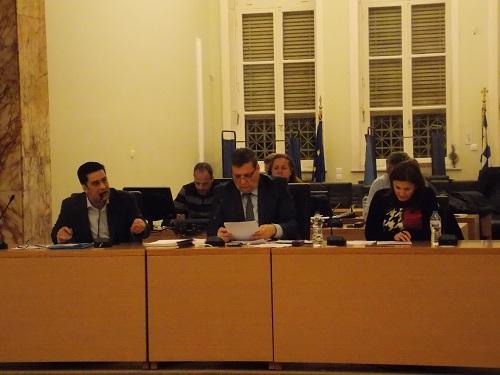 δημοτικό συμβούλιο 13