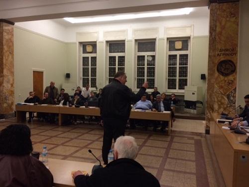 δημοτικό συμβούλιο 2