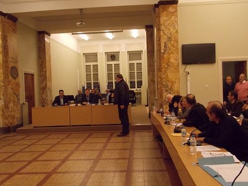 δημοτικό συμβούλιο 3