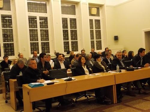 δημοτικό συμβούλιο 8