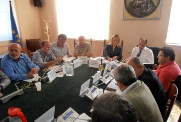 Περιφερειακό Συμβούλιο στο Μεσολόγγι