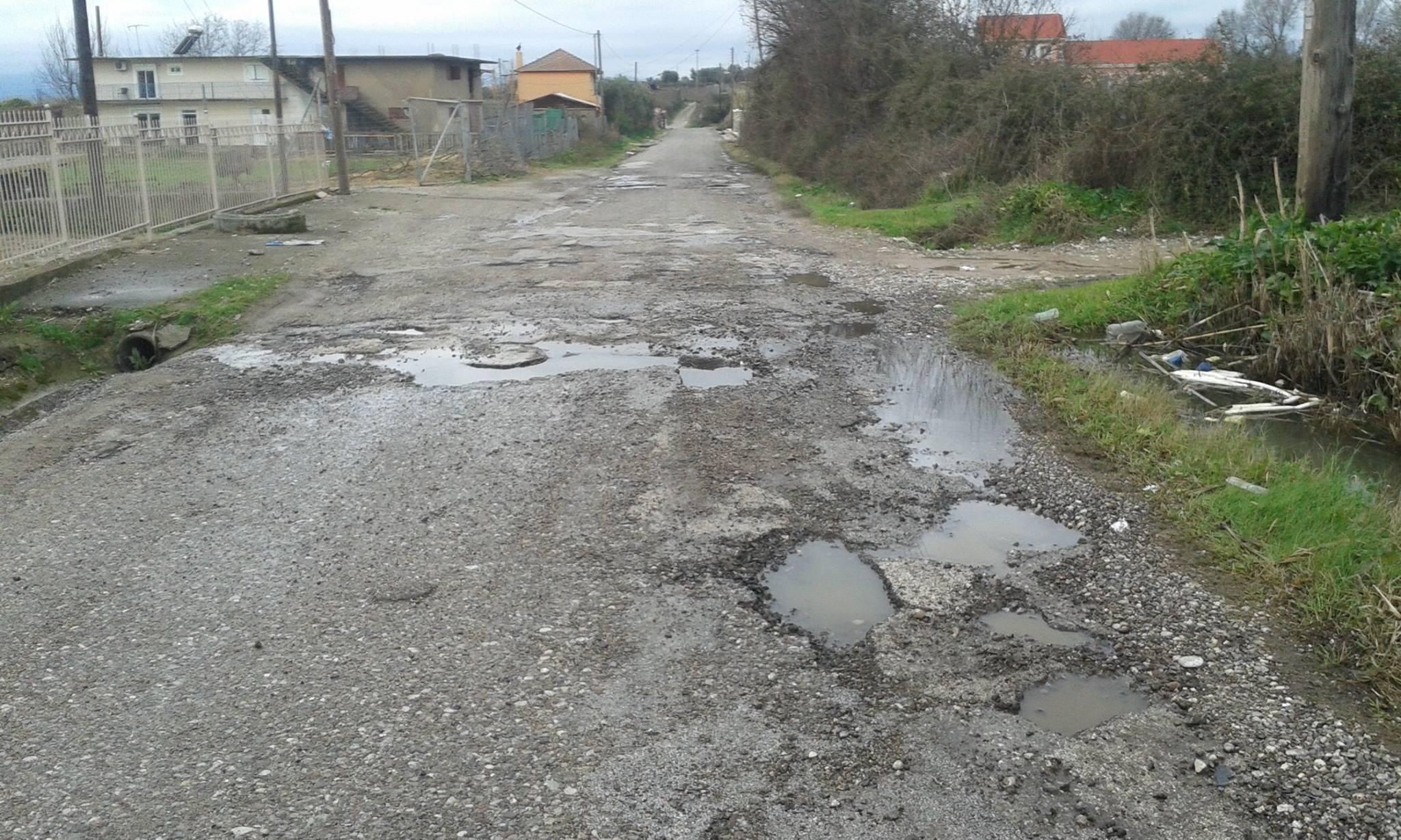 Προβλήματα μιας περιοχής αναδεικνύνει το «Ανυπότακτο Αγρίνιο»