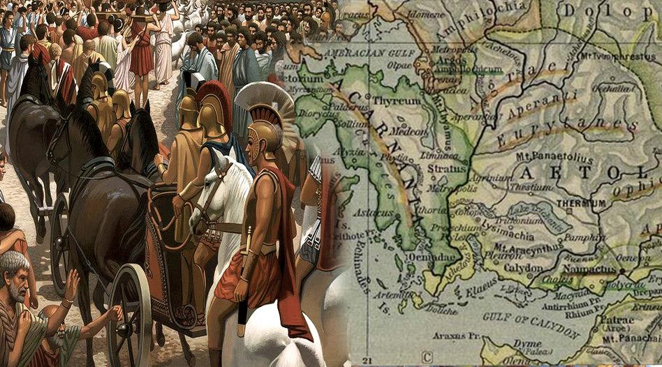Οι Ακαρνάνες στον Πελοποννησιακό Πόλεμο