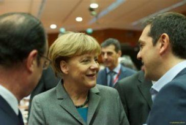 Πρόσκληση Μέρκελ προς Τσίπρα να επισκεφθεί το Βερολίνο
