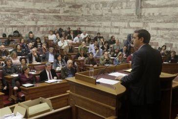 Το βράδυ καταθέτει ο ΣΥΡΙΖΑ την πρόταση για Εξεταστική για το Μνημόνιο