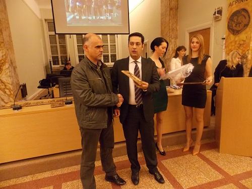 Ευχαριστίες στον δήμο από τον Σύλλογο Δρομέων Υγείας Αγρινίου